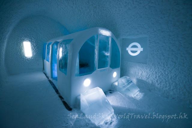 瑞典, 冰酒店, Icehotel, Art Suite