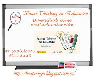 #estoyenlasredes, #hoaprencjoenxarxa, #sócalesxarxes, #VisualMooc, atención, estoyenlasredes, Ho aprenc Jo, hoaprencjo, memoria, proyectos en visual thinking educativo, diversidad