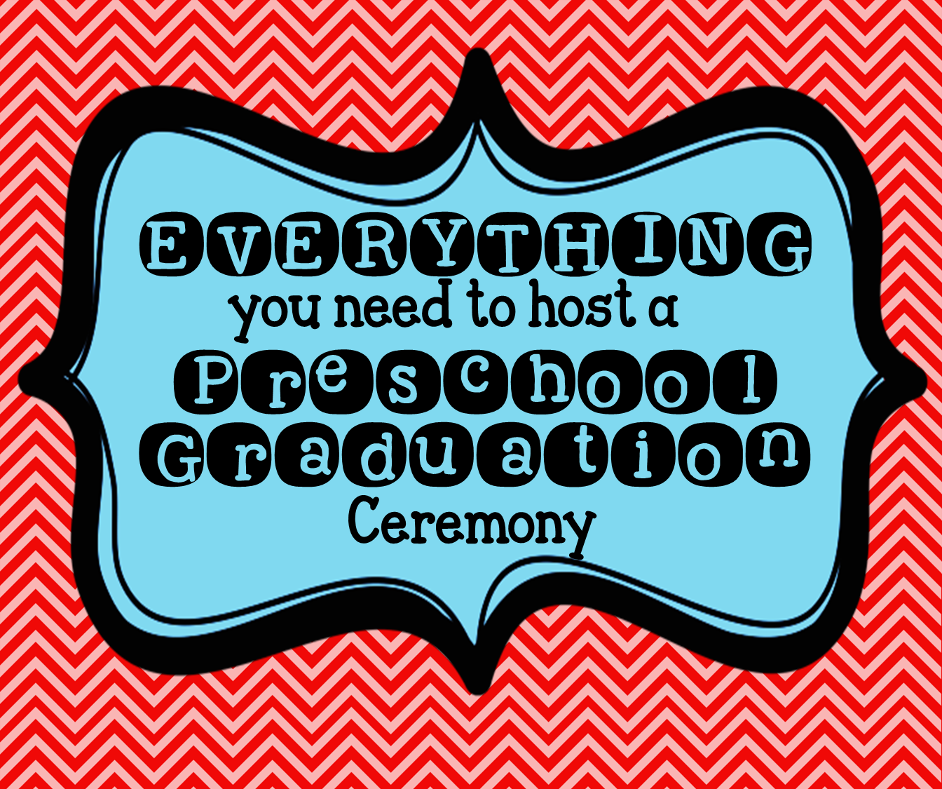 Preschool Ponderings Everything You Need To Host A