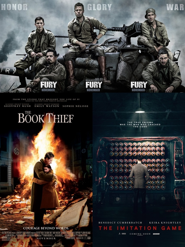 Wandering through the Shelves: Thursday Movie Picks #112