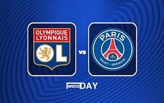 Lyon vs Paris Saint Germain – Highlights