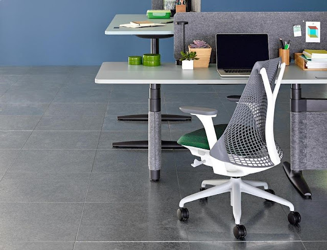 buy best ergonomic armless office chair for sale online