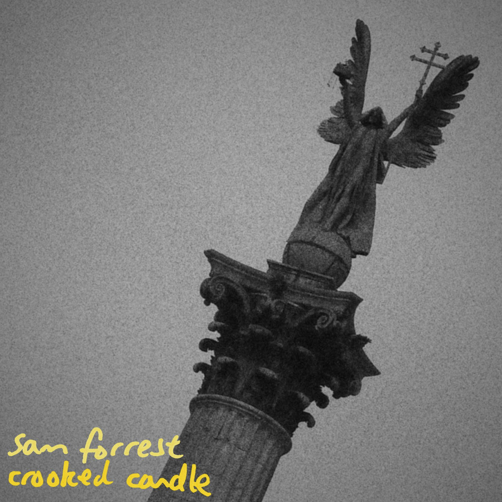 crooked candle