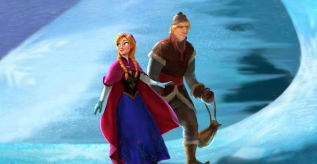 Anna Kristoff Frozen animatedfilmreviews.filminspector.com