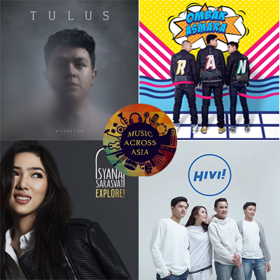 Top 10 Best Indonesian Pop Music Songs (with MV!) - Musicacrossasia