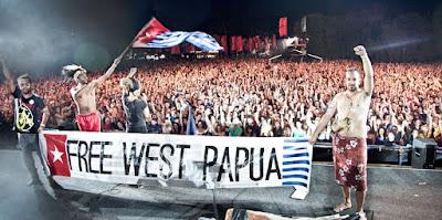 Konser Papua Merdeka tingkat Internasional Segera Digelar
