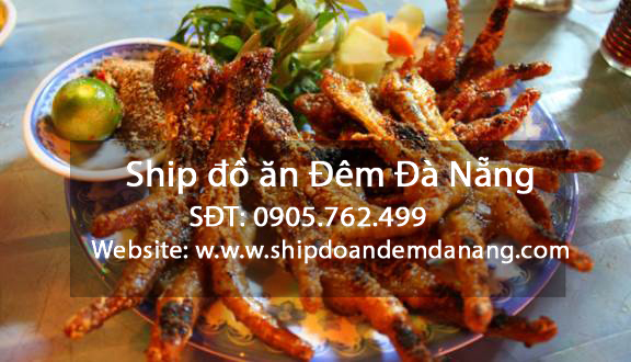 Chan ga nuong - ship do an da nang