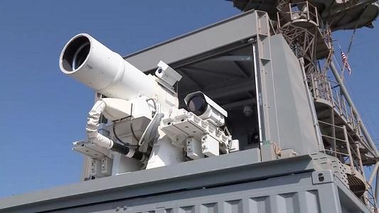 Lazer Silah Sistemi (LaWS)