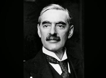 worldwartwo.filminspector.com British Prime Minister Neville Chamberlain