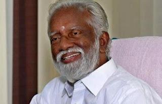 मिजोरम के राज्यपाल कुम्मनम राजशेखरन ने अपने पद से इस्तीफा दिया