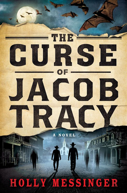 Interview with Holly Messinger, author of The Curse of Jacob Tracy