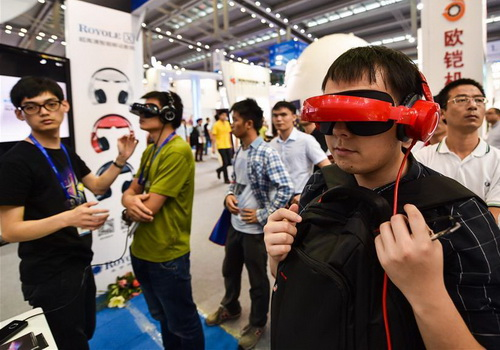 Tinuku Chinese will buy 86 million virtual reality headsets by 2021