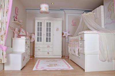 Avangart Mobilya Bebek Odası