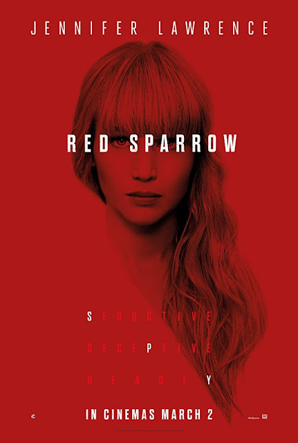 Sinopsis Film Red Sparrow (2018)