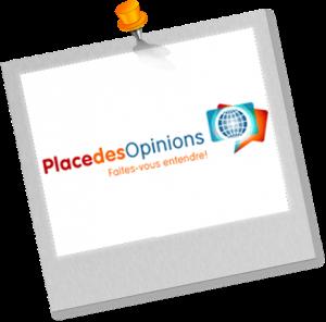 Place des Opinions Sondages payés en ligne | De l'argent sur Internet