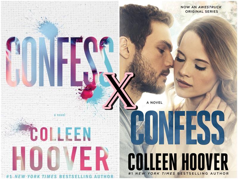 #PREFIROOLIVRO - Confesse vs. Confess