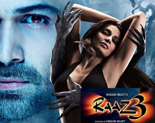 Raaz 3 First Day Box Office Collection
