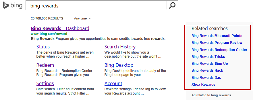 Bing Rewards Review Tips and Tricks | A Cup of Milk