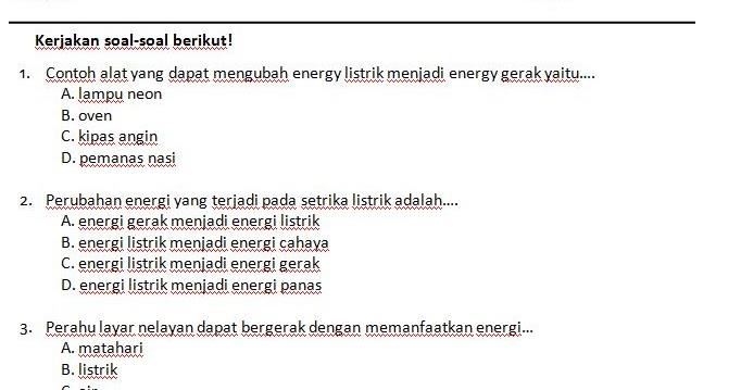 Soal Ukg Sd Kelas 1 Contoh Soal Ukg Sd Ips Ipa B Indonesia Kumpulan Soal Sd Kelas Iv Semester
