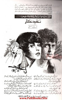 Tanqeed Nigar Jasoosi Novel By Jamal Dasti
