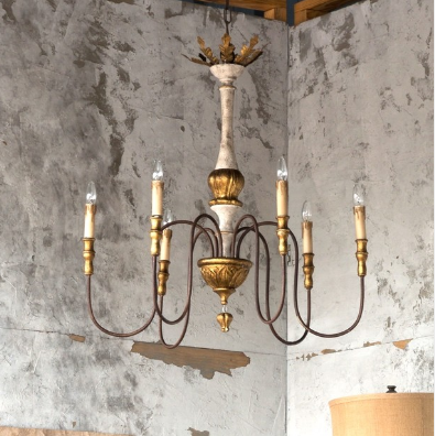 empire traditional chandelier