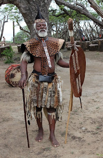 "The word Zulu means ""Sky"" and IsiZulu is South Africa's most widely spoken official language. Zulu people refer to themselves as 'the people of the heavens' and they are the largest ethnic group of South Africa"
