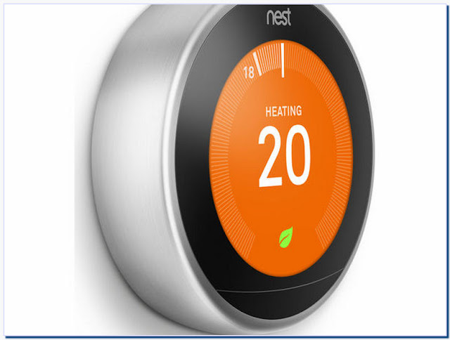 Nest thermostat 3rd generation uK deals