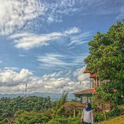Pemandangan Bukit Toga