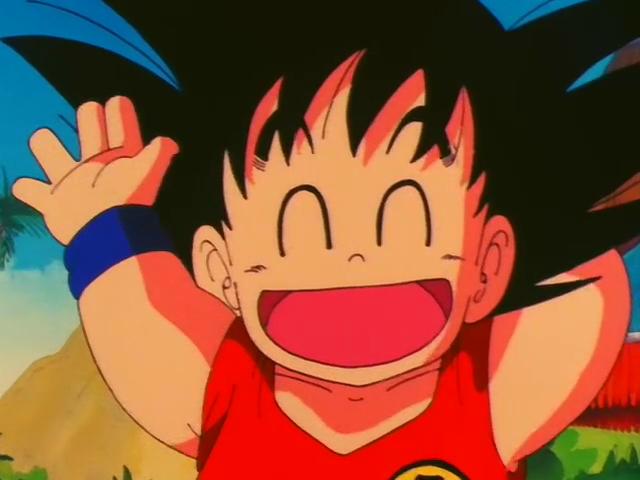 Le Golb 30 Annees De Goku En Son En Couleurs Et En Mouvement