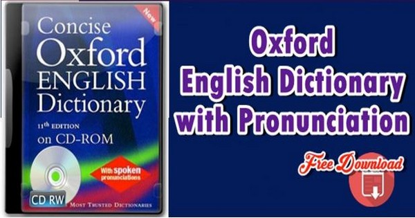 Concise Oxford English Dictionary 11th Edition Pdf