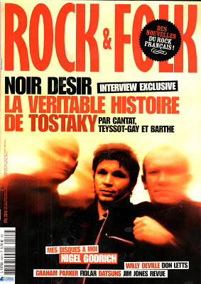 abonnement rock and folk, ecouter des musique gratuite, la dernière minute, Rock and Folk, Rock and Folk Février 2013, Rock and Folk Noir Désir, Rock and Folk N°546, rock n folk magazine, vente rock, philippe manoeuvre, daft punk rock et folk, jerome soligny, patrick eudeline, denis barthe, bertrand cantant, serge teyssot gay