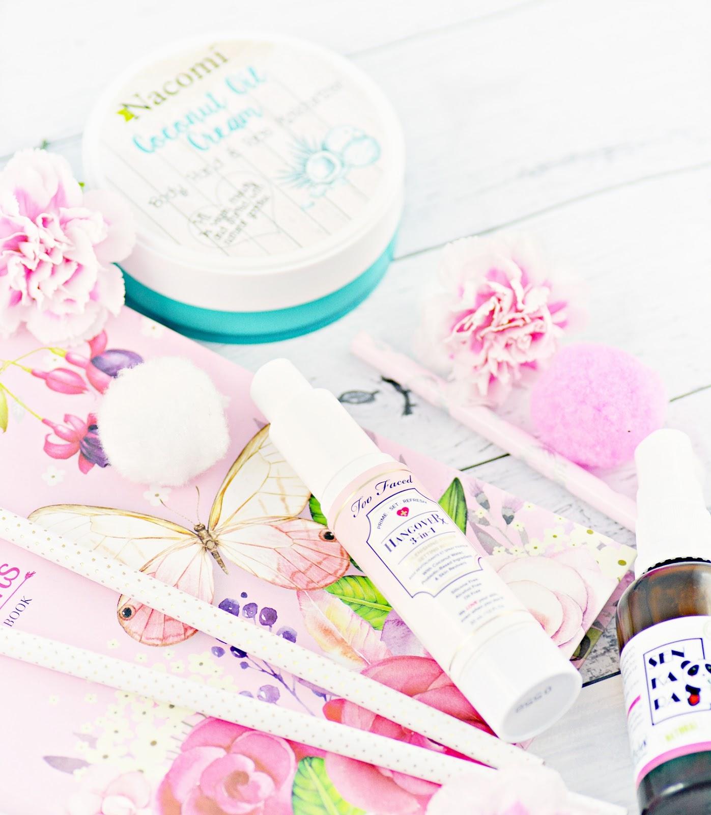 dobre kosmetyki, ulubieńcy, wiosna, fajne kosmetyki