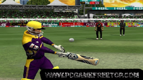 HBL PSL GAME 2017(Pakistan Super League Cricket Game )  Free Download For Pc - PCGAMEFREETOP