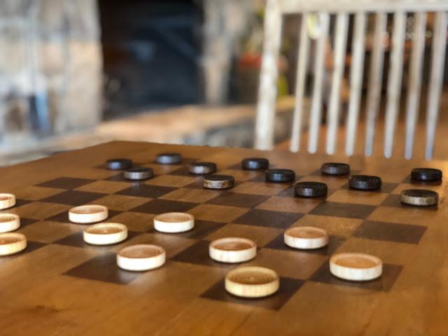 Cracker Barrel Checkers