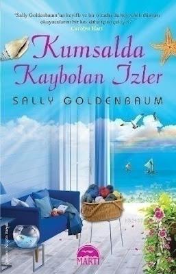 Kumsalda Kaybolan İzler-Sally Goldenbaum