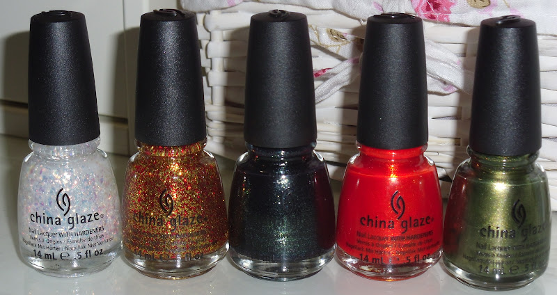 China Glaze Hunger Games Collection