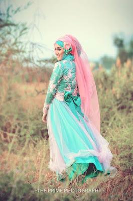 Tips Memadukan Warna Baju dan Hijab Supaya Modis