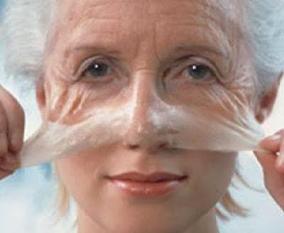 Anti aging face mask -  DIY anti aging mask