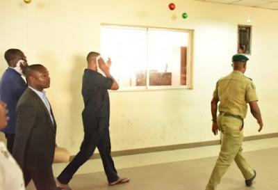 Stephanie Coker's Husband Olumide Arraigned In Court For Fraud