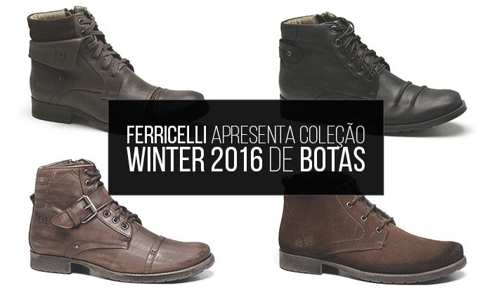 d0d8be8a8 Macho Moda - Blog de Moda Masculina: Ferricelli apresenta sua Nova ...