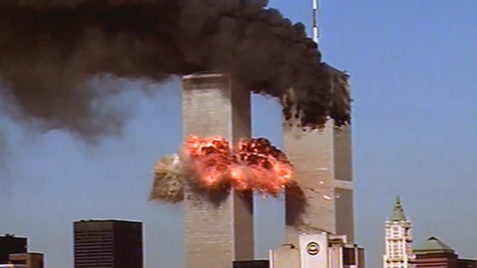 9 11 attack essay Creating a decent college essay on 9/11: a step-by-step guide none will forget the tragedy of 9/11 attacks to smash the world trade centers in new york city in america.