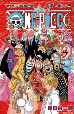 Ver Descargar One Piece Manga Tomo 86