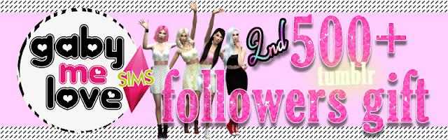 GML's Two-Piece Dress, Sims 4 - Gabymelove Sims 500+ followers tumblr