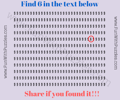 Answer of Eye Twister Picture Puzzle