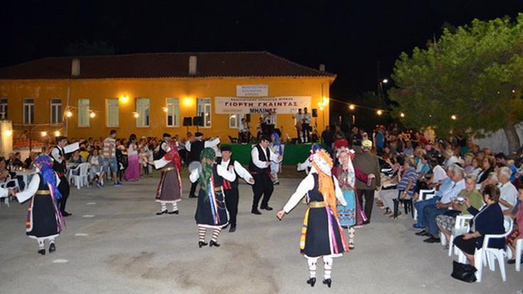 Με μεγάλη επιτυχία η Γιορτή Μηλίνας - Γκάιντας στην Κίρκη Αλεξανδρούπολης