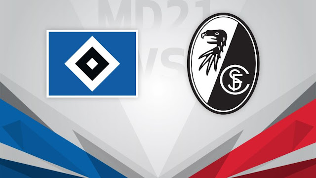 Hamburger SV vs Freiburg Highlights