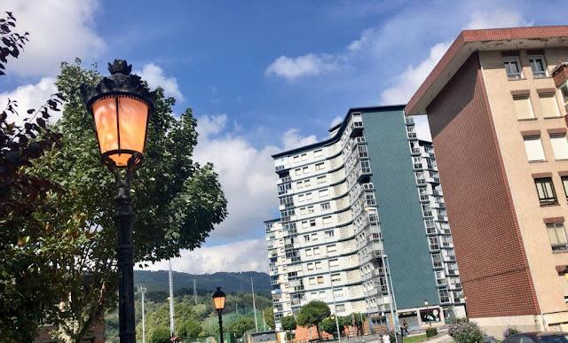 Iluminación en Barakaldo