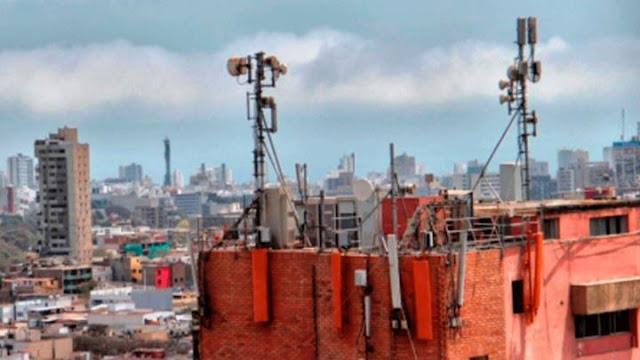 San Isidro: reiteran propuesta para que municipalidades autoricen o restrinjan ubicación de antenas