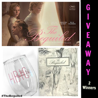 Enter The Beguilded Giveaway. Ends 7/9