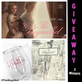Enter The Beguilded Giveaway. Ends 7/9
